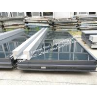 Wholesale Pre-glazed Double Skin Unitized Glass Façade Curtain Wall Hidden Frame Design and Installation from china suppliers