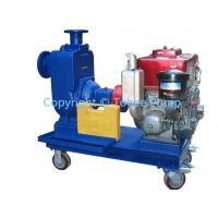 Wholesale Diesel engine self priming pump from china suppliers
