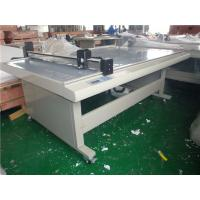 Buy cheap Cardboard and paper box cutting machine , DCH10 Series box sample maker, plot  CUT from wholesalers