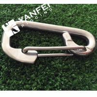 Buy cheap Stainless Steel Aisi304/316 Simple Rope Snap Hook from wholesalers