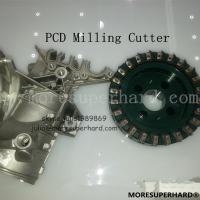 Wholesale PCD milling cutter, pcd milling tool(Skype:julia1989869) from china suppliers
