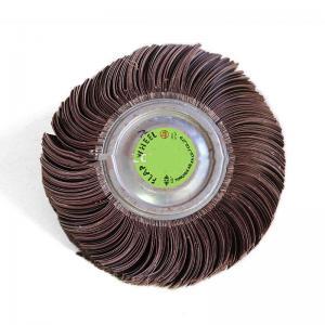 Wholesale Abrasive Polishing Wheels , Zirconia Alumina Grinding Wheels For Metal Surface Finishing from china suppliers