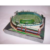 Wholesale Lifelike souvenir replica 3D Model Buildings stadium with hand painting from china suppliers