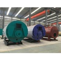 Wholesale Diesel Fired Hot Water Boiler / Low Pressure Heating Boiler 380V-420V from china suppliers