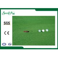 Wholesale Green 4000Dtex 16mm Artificial Putting Greens for Golf Gauge 5 / 32 from china suppliers