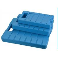 Wholesale Reusable 3 Refreezable Ice Packs For Lunch Box Solid Blue from china suppliers