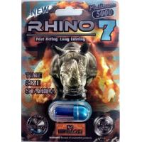Wholesale Rhino 7 Platinum 5000 Erectile Dysfunction Sexual Enhancement Pills 3 d Version from china suppliers
