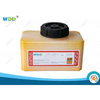 Wholesale 1.2L Yellow Coding Ink Domino Cartridge IR-261BK Abrasion Resistant from china suppliers
