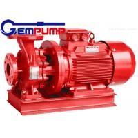 Wholesale ISW Horizontal Pipe Inline Water Booster Pump Red Color 10~125 m Head from china suppliers