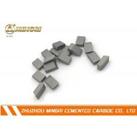 Wholesale HIP sintering Tungsten Carbide Saw Tips + TCT cemented carbide saw tips for cutting wood from china suppliers