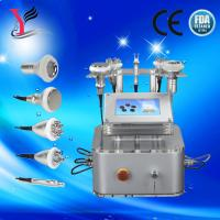 Wholesale YILIZI ultrasonic cavitation beauty machine/ cavitation rf machine / RF slimming machine from china suppliers