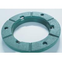 China Sand Casting Products Industry Floor Drain Gray Green Color 1.6 KG Weight on sale
