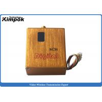 Wholesale 800MW Miniature FPV Video Link with Digital Display 900Mhz ~ 1200Ghz Wireless AV Transmitter from china suppliers