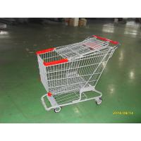 Wholesale Amercian 114 Childs Metal Shopping Carts with E-coating and grey powder coating from china suppliers