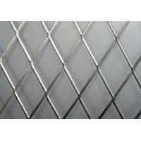 Wholesale Galvanized Expanded Metal Mesh, SWD4mm*LWD: 8mm diamond shape, Thickness: 0.5mm from china suppliers