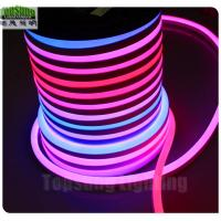 Wholesale outdoor decoration RGB digital led neon flex light with CE ROHS from china suppliers