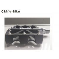 High Bearing Electric Motorized Bicycle Parts And Accessories Aluminum Alloy Pedals