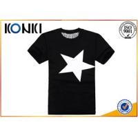 Wholesale Summer Mens Casual Custom T Shirt Printing Personalised With Short Sleeve from china suppliers