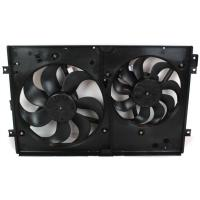 Wholesale VW3115103 New Radiator OEM Fan Dual Radiator Cooling Fans & Motors NEW for Audi VW from china suppliers