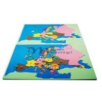 Wholesale Puzzle Map: Of Europe from china suppliers