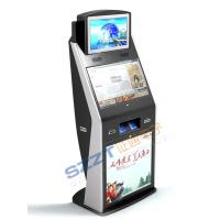 Buy cheap ZT2782 High Safety Large Screen lobby Ticket Vending Kiosk with card reader from wholesalers