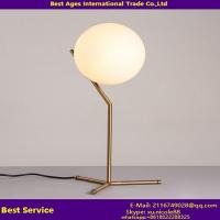 Wholesale Modo Hand Blown Glass Table Lamps Modern Brief Bubble Table Lights Bedroom Living Room Study Reading Desk Light from china suppliers