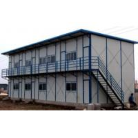 Wholesale Steel Modular House Modular House Fast to manufacture and assemble Satisfies thermal and seismic requirements from china suppliers