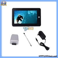 Wholesale 7 Inch Tablet Computer Google Android 2.0 System Black (E02971) from china suppliers