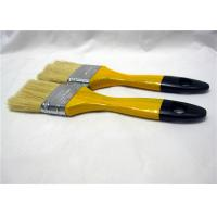 Wholesale Multifunctional White Bristle Flat Paint Brush For Surface Painting / Cleaning Wall from china suppliers