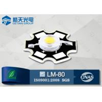Wholesale Cool White 150-160LM 1W High Power White LED Bridgelux 45mil CRI70 from china suppliers