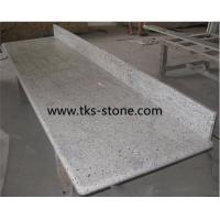 Quality Kashmir white,India white granite Kitchen Countertops,Natural stone countertops for sale