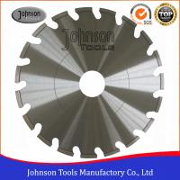 """Wholesale Wide Slant U Shape Concrete Cutting Blade For Hard Fired Clay Bricks 14"""" from china suppliers"""
