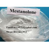 Wholesale CAS 521-11-9 Mestanolone Male Enhancement Steroids , Bodybuilding Anabolic Steroids Powder from china suppliers
