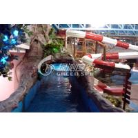 Wholesale Kids Adults Family Leisure Lazy River Pools Extreme River For Floating with Water Spray from china suppliers