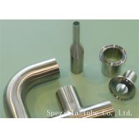 "Wholesale 3/4"" Clamp Sanitary Valves And Fittings Welded 45 Stainless Steel Elbow from china suppliers"