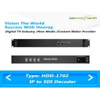 Wholesale Multi-functional  Digital TV Encoder and Decoder with Two ASI&IP input and two SDI&ASI Ouput from china suppliers
