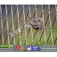 Wholesale Stainless Steel Wire Rope Mesh Fence, galvanized wire cable mesh from china suppliers