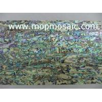 Wholesale Blue paua shell laminate for guitar inlay from china suppliers