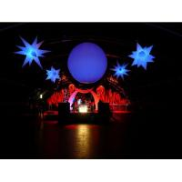 Wholesale Hanging Inflatable Led Light Ball for Advertisement and Party Supplies from china suppliers