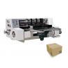 Buy cheap Kick-Back-Type Cardboard Feeding Computer Rotary Die Cut Printing Machine 4300x2090x2280 from wholesalers