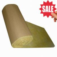 Wholesale Glass Wool Insulation Blanket with Kraft Paper Facing from china suppliers
