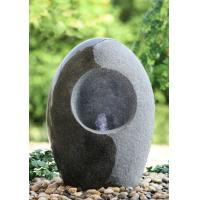 Quality Wonderful Egg Shape Ball Water Feature Fountain OEM Acceptable for sale