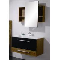 Wholesale Wall Mounted Modern Plywood Bathroom Cabinet Cover with Wooden Veneer  (BL-129033) from china suppliers