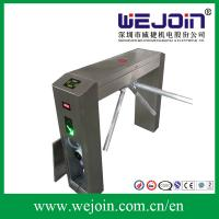 Quality Full-automatic Half Height Tripod Turnstiles with 304 Stainless Steel Housing for sale