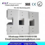 Wholesale Plastic PA/Polyamide/Nylon CNC Precision machining workpiece from china suppliers