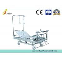 Wholesale Hospital Adjustable Orthopaedics Traction Bed With Back-Rest, Leg-Rest, Vertical Travel Functions (ALS-TB02B) from china suppliers