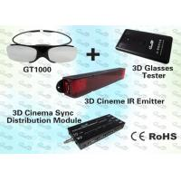 Wholesale Polarised 3D Computer Glasses and Emitter for Education  from china suppliers