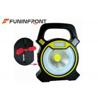 Wholesale 15W COB Portable LED Floodlight, USB Charge Outdoor Camp Work Lanterns from china suppliers