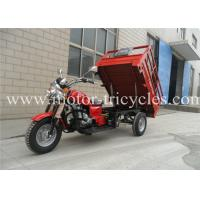 Wholesale Passenger Motor Tricycle , 200CC 150CC 250CC Motor Tricycle ISO9000 CCC Certification from china suppliers