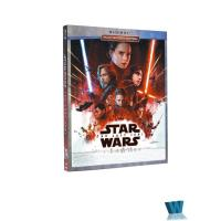 Wholesale 2018 Blue ray MOVIES Star Wars The Last Jedi 2BD Adult movies cartoon dvd Movies disney movie HOT SALE from china suppliers